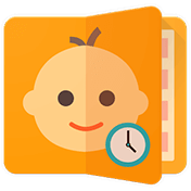 Baby Daybook: Breastfeeding and Care Tracker иконка