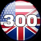 Learn Top 300 English Words иконка
