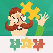 Английский с Puzzle English иконка