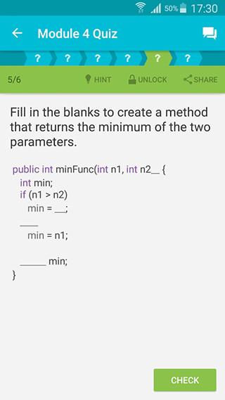 Learn Java скриншот 3