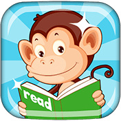 Monkey Junior: Learn to Read English, Spanishandmore иконка