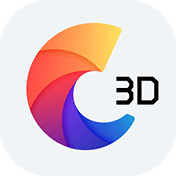 C Launcher 3D: Android Theme, Live Wallpaper иконка