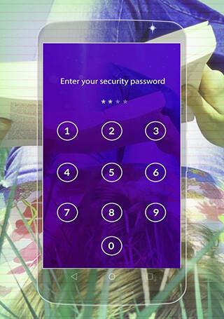 Secret Diary with Lock скриншот 2