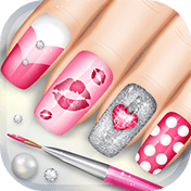 Fashion Nails 3D Girls Game иконка