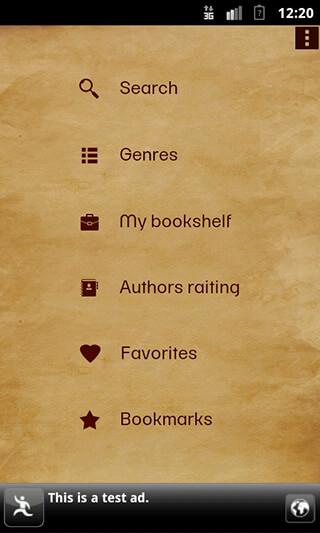 Книжная лавка скриншот 2