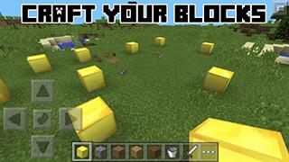 Lucky Block Mod MCPE скриншот 2