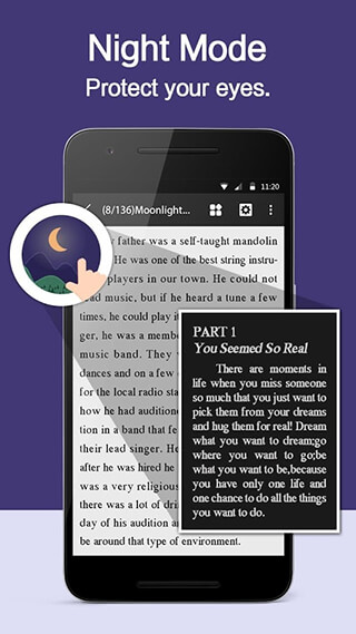 EBook Reader Pro скриншот 3
