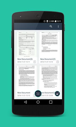 Simple Scan: PDF Scanner App скриншот 1