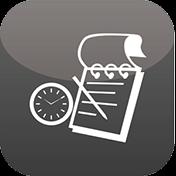 Timesheet: Time Card, Work Hour иконка