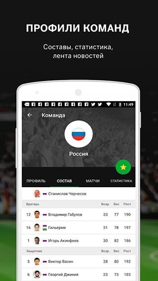 Sports.ru: Новости спорта скриншот 2