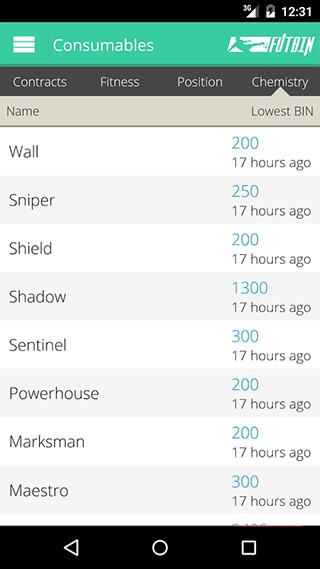 FUT 18 Draft, Squad Builder and SBC: FUTBIN скриншот 4