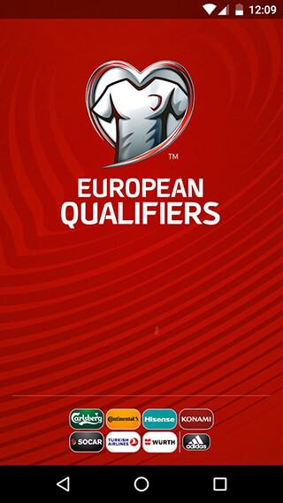 European Qualifiers скриншот 1