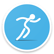 FITAPP Running Walking Fitness иконка