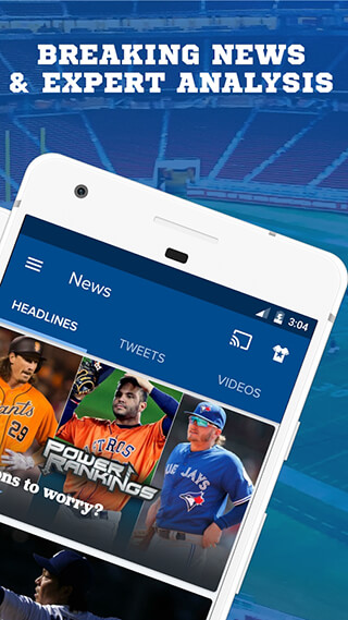 CBS Sports App: Scores, News, Stats and Watch Live скриншот 2