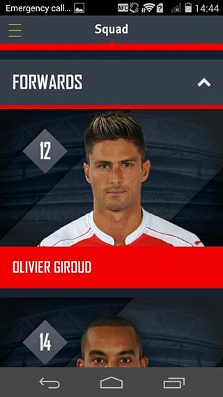 Arsenal скриншот 4