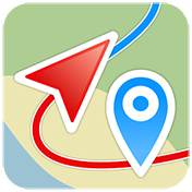 Geo Tracker: GPS Tracker иконка