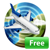 Airline Flight Status Tracker and Live Plane Radar иконка