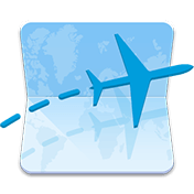 FlightAware Flight Tracker иконка