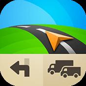 Sygic Truck GPS Navigation иконка
