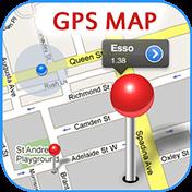 GPS Map Free иконка