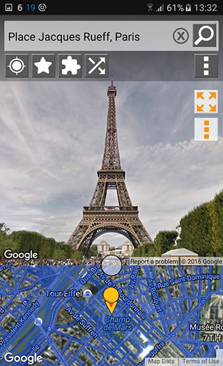 Street Panorama View скриншот 3