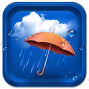 Amber Weather and Radar Free иконка