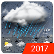 Real-time Weather Forecasts иконка