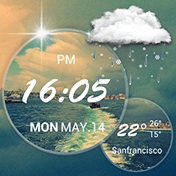 Weather Air Pressure App and World Weather Report иконка