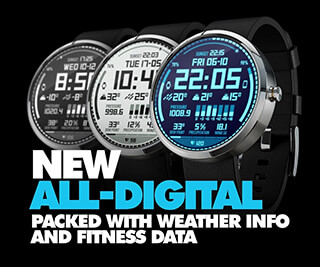 InstaWeather for Android Wear скриншот 2