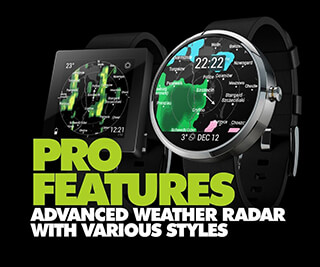 InstaWeather for Android Wear скриншот 4