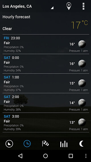 3D Flip Clock and Weather скриншот 3