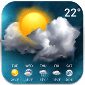 Temperature and Live Weather Free иконка