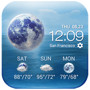 Daily and Hourly Weather Forecast иконка