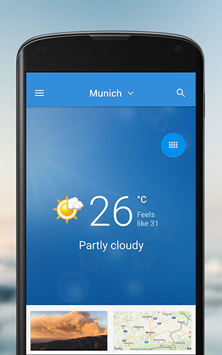 The Weather Network скриншот 1