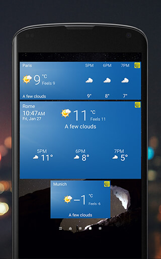 The Weather Network скриншот 4