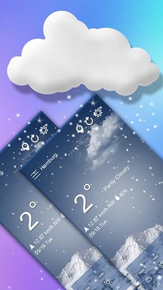 Weather скриншот 3