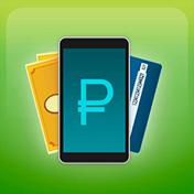 Мобильный банк иконка