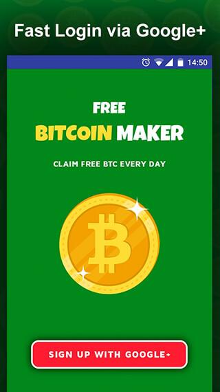 Free Bitcoin Miner: Earn BTC скриншот 1