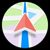 Karta GPS: Offline Navigation иконка