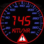 GPS Speedometer: Trip Meter иконка