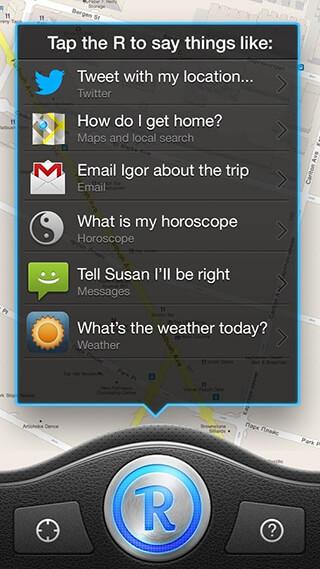 Robin: AI Voice Assistant скриншот 2