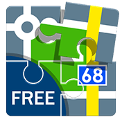 Locus Map Free: Outdoor GPS Navigation and Maps иконка