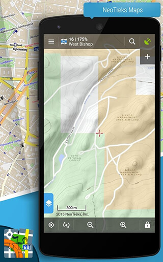 Locus Map Free: Outdoor GPS Navigation and Maps скриншот 2