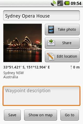 Maverick: GPS Navigation скриншот 2
