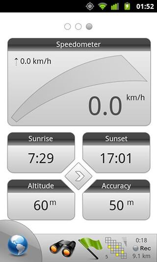 Maverick: GPS Navigation скриншот 3