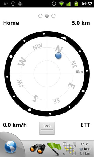 Maverick: GPS Navigation скриншот 4