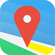 My Location: Maps, Navigation and Travel Directions иконка