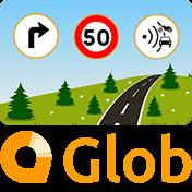 Glob: GPS, Traffic, Radar and Speed Limits иконка