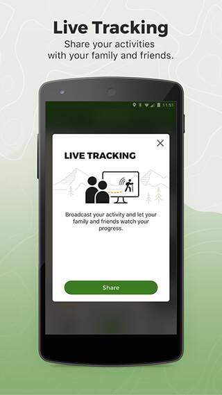 Wikiloc Outdoor Navigation GPS скриншот 4