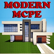 Modern Houses for Minecraft иконка